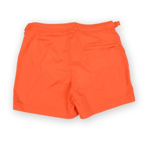 Poloshow short Orlebar Brown Hazard Orange 26709331 2