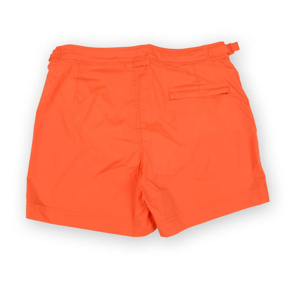 Poloshow short Orlebar Brown Hazard Orange 26709331 2