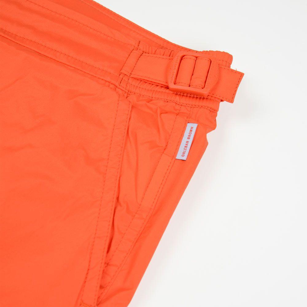 Poloshow short Orlebar Brown Hazard Orange 26709331 3
