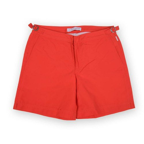 Poloshow short Orlebar Brown Rescue Red 25042531 1