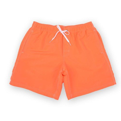 Poloshow short Sundek Fluo Orange M505BDTA100 505 1
