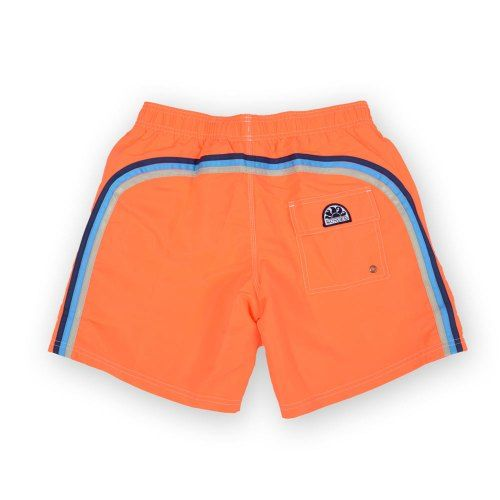 Poloshow short Sundek Fluo Orange M505BDTA100 505 2