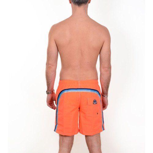 Poloshow short Sundek Fluo Orange M505BDTA100 505 5