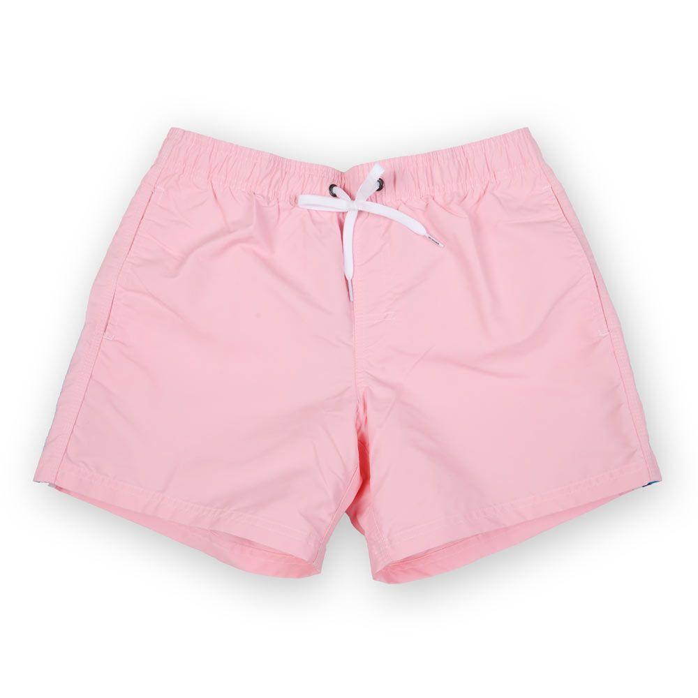 Poloshow short Sundek Quarz Pink M504BDTA100 532 1