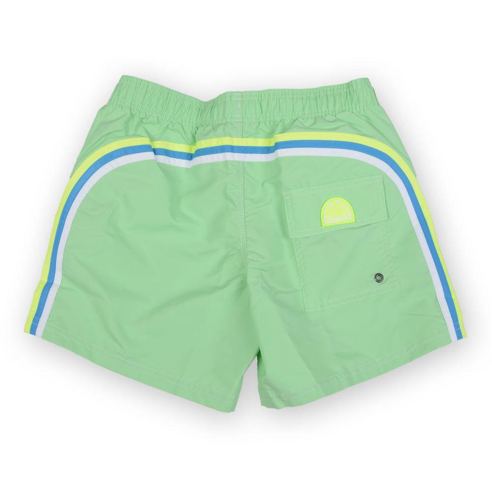 Poloshow short Sundek Tender Green M504BDTA100 531 2