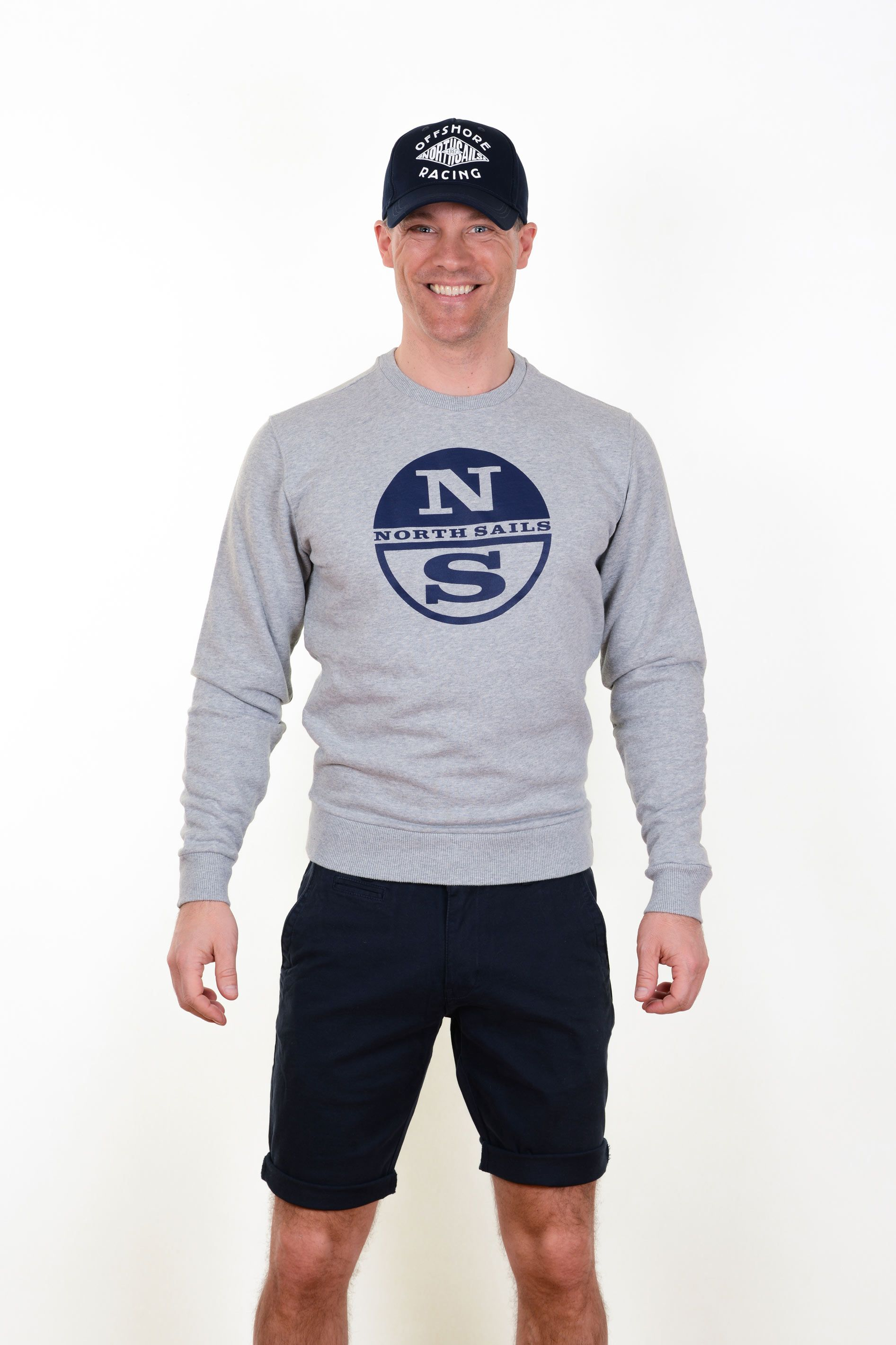 Poloshow sweater NorthSails Grey 6919740000926 6
