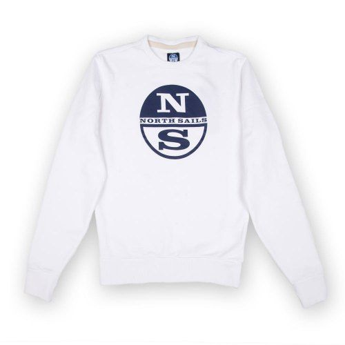 Poloshow sweater NorthSails White 6919740000101 1