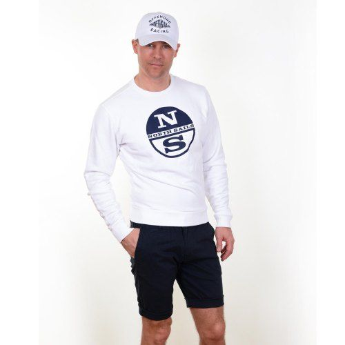 Poloshow sweater NorthSails White 6919740000101 7