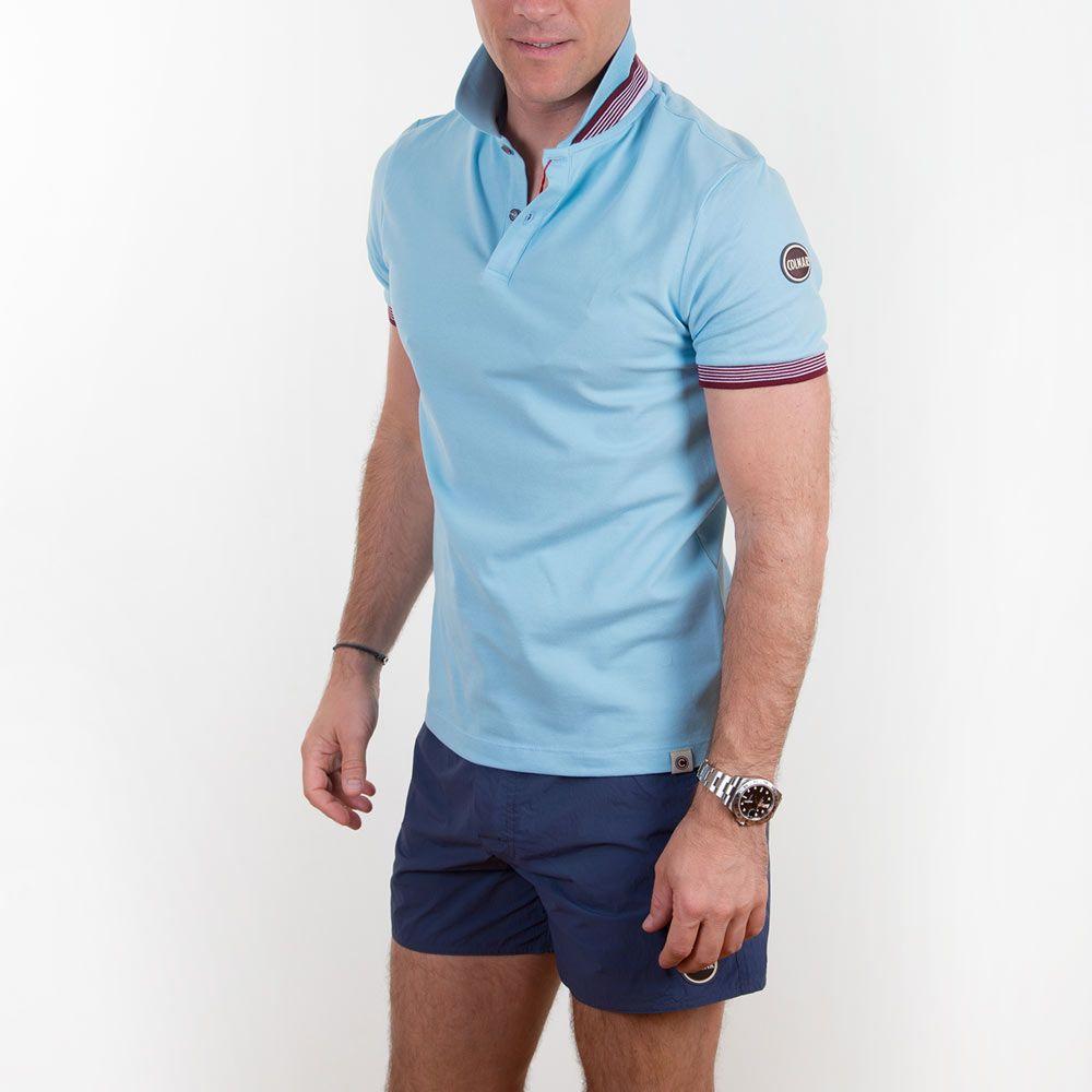 Poloshow Polo Colmar Blau 7681 4SH 280 7