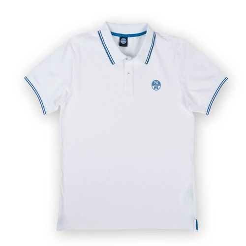 Poloshow Polo North Sails Weiss 6916700000101 1