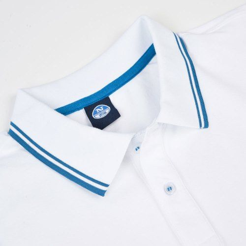 Poloshow Polo North Sails Weiss 6916700000101 3