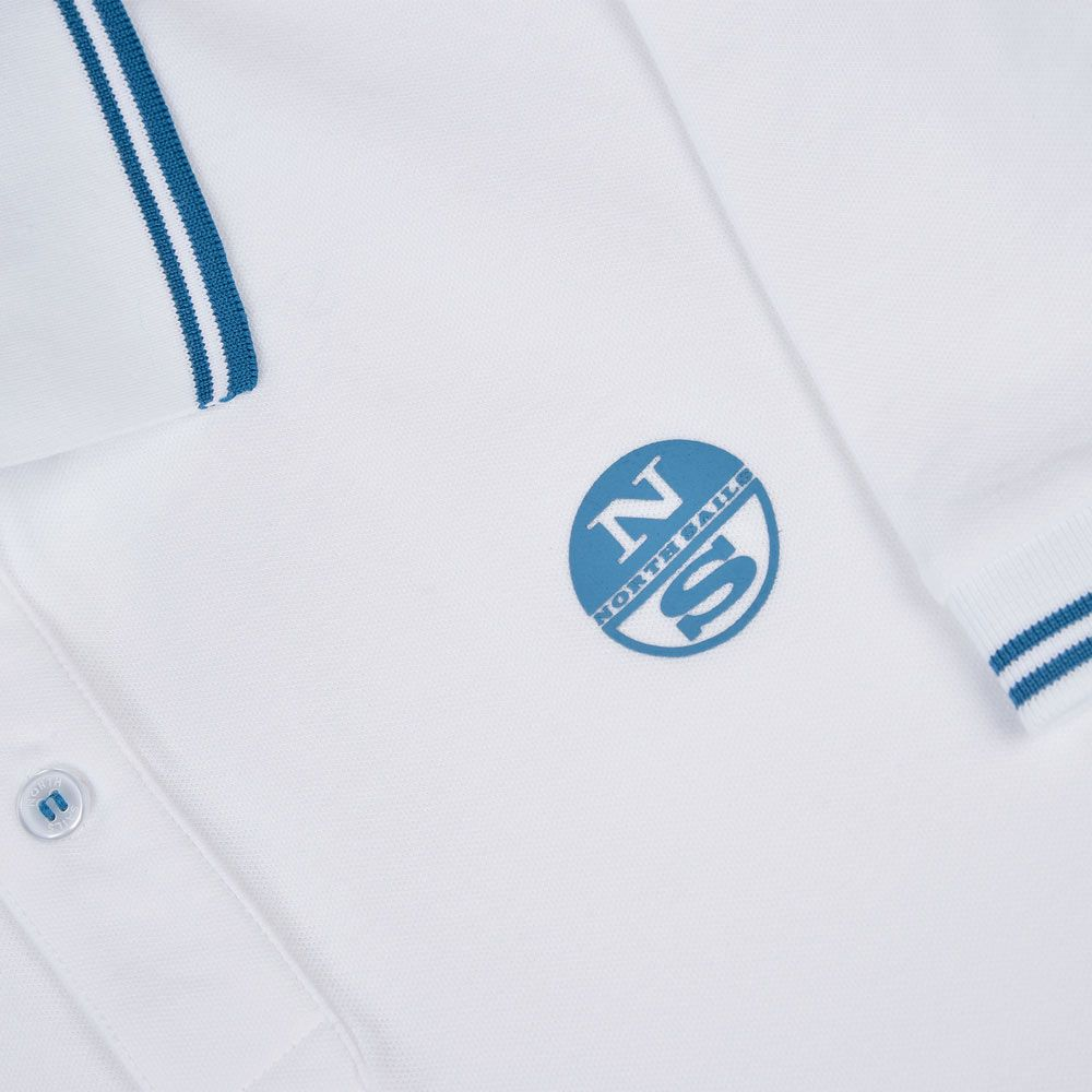 Poloshow Polo North Sails Weiss 6916700000101 5