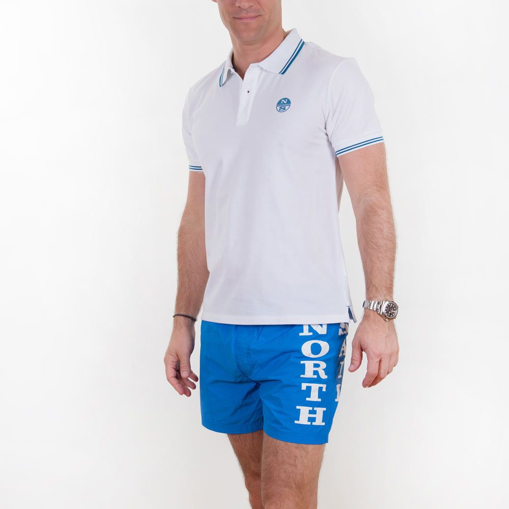 Poloshow Polo North Sails Weiss 6916700000101 6