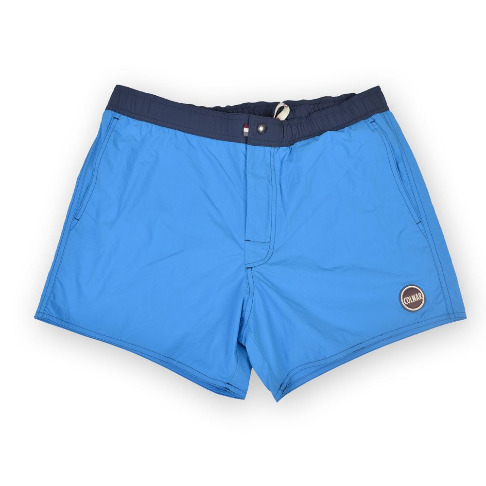 Poloshow Short Colmar Blau 7235 5SE 281 1