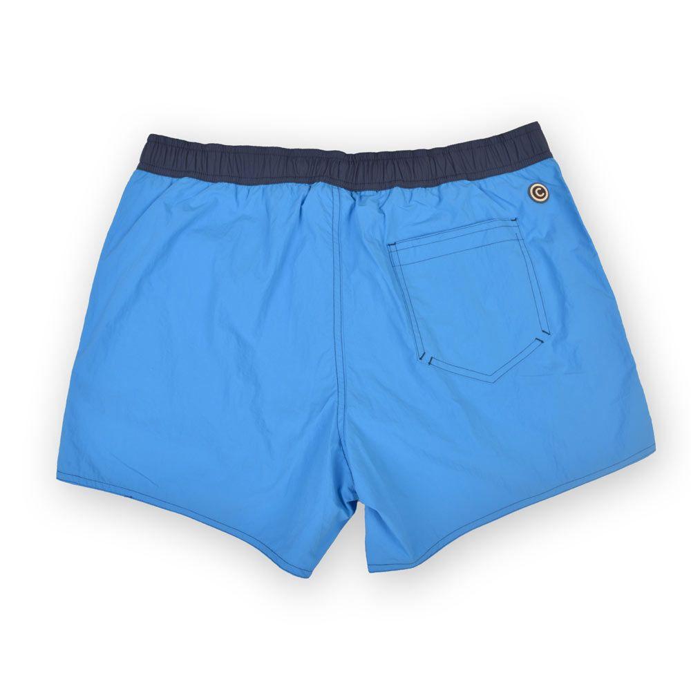 Poloshow Short Colmar Blau 7235 5SE 281 2