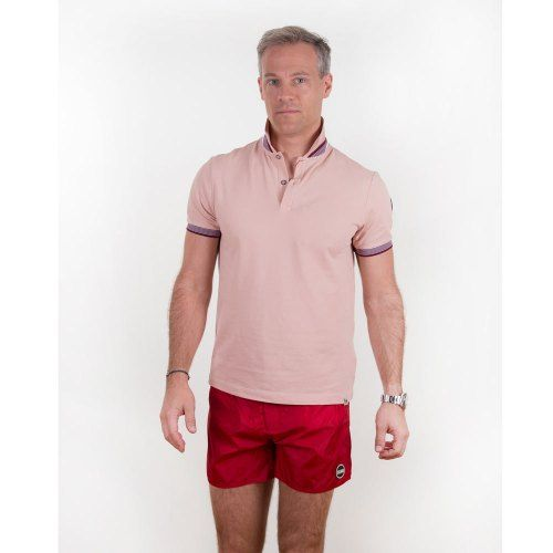 Poloshow Short Colmar Rot 7234 8PC 193 7