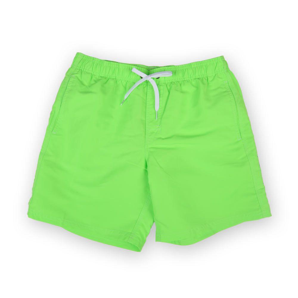Poloshow Sundek short Fluo Green M505BDTA100 523 16'' 1