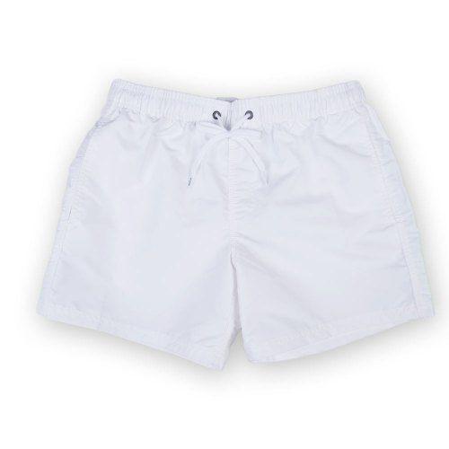 Poloshow Sundek short White M504BDTA100 509 14'' 1