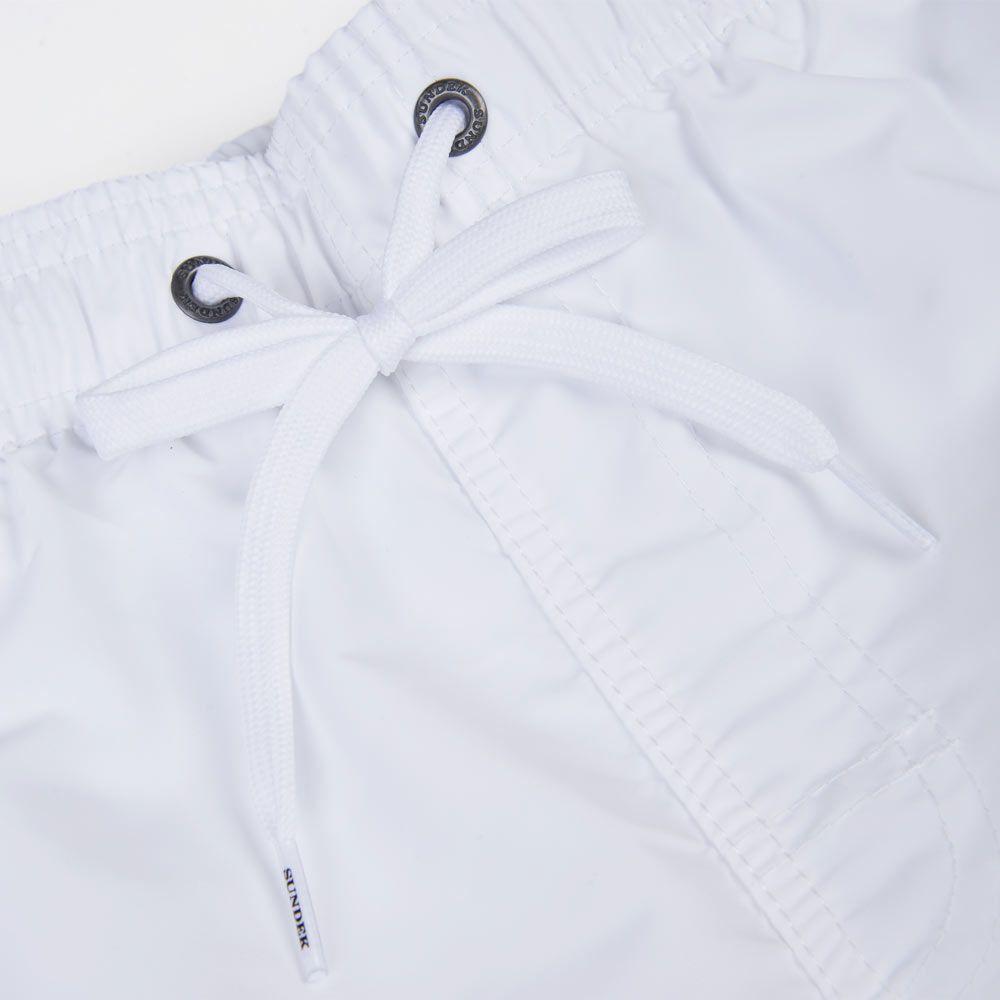 Poloshow Sundek short White M504BDTA100 509 14'' 4