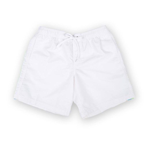 Poloshow Sundek short White M504BDTA100 509 16'' 1