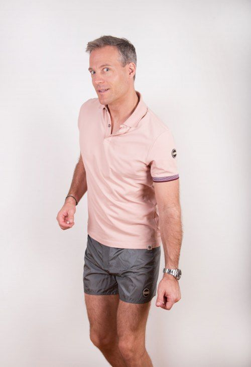 Poloshow short Colmar Grau 7234 8PC 293 9