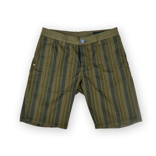 Poloshow short Dimattia Bands Military Rapallo 5P5111 1