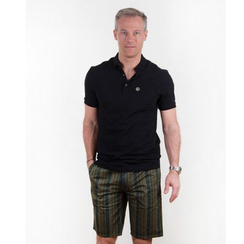 Poloshow short Dimattia Bands Military Rapallo 5P5111 6