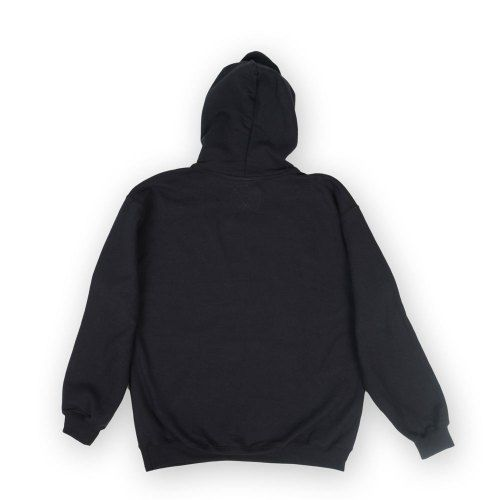 Poloshow Hoodie Black Red 2