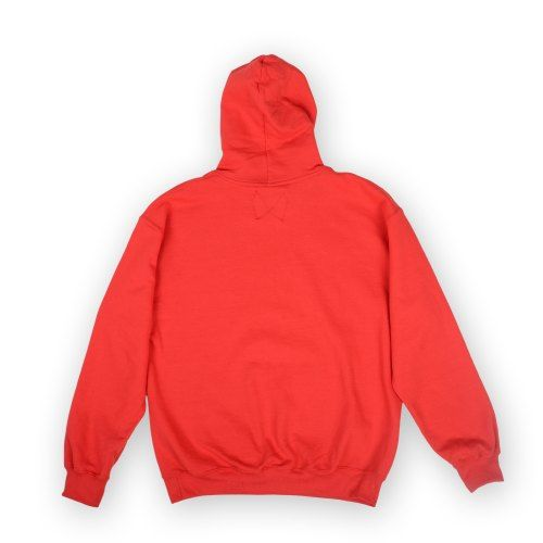 Poloshow Hoodie Red Grey 2
