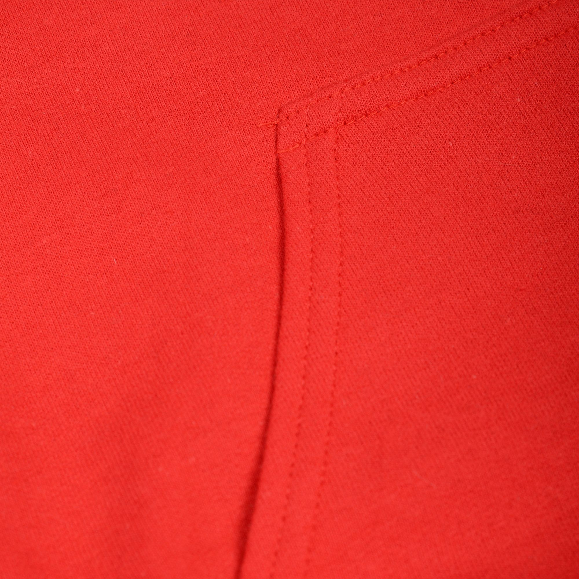 Poloshow Hoodie Red Grey 5