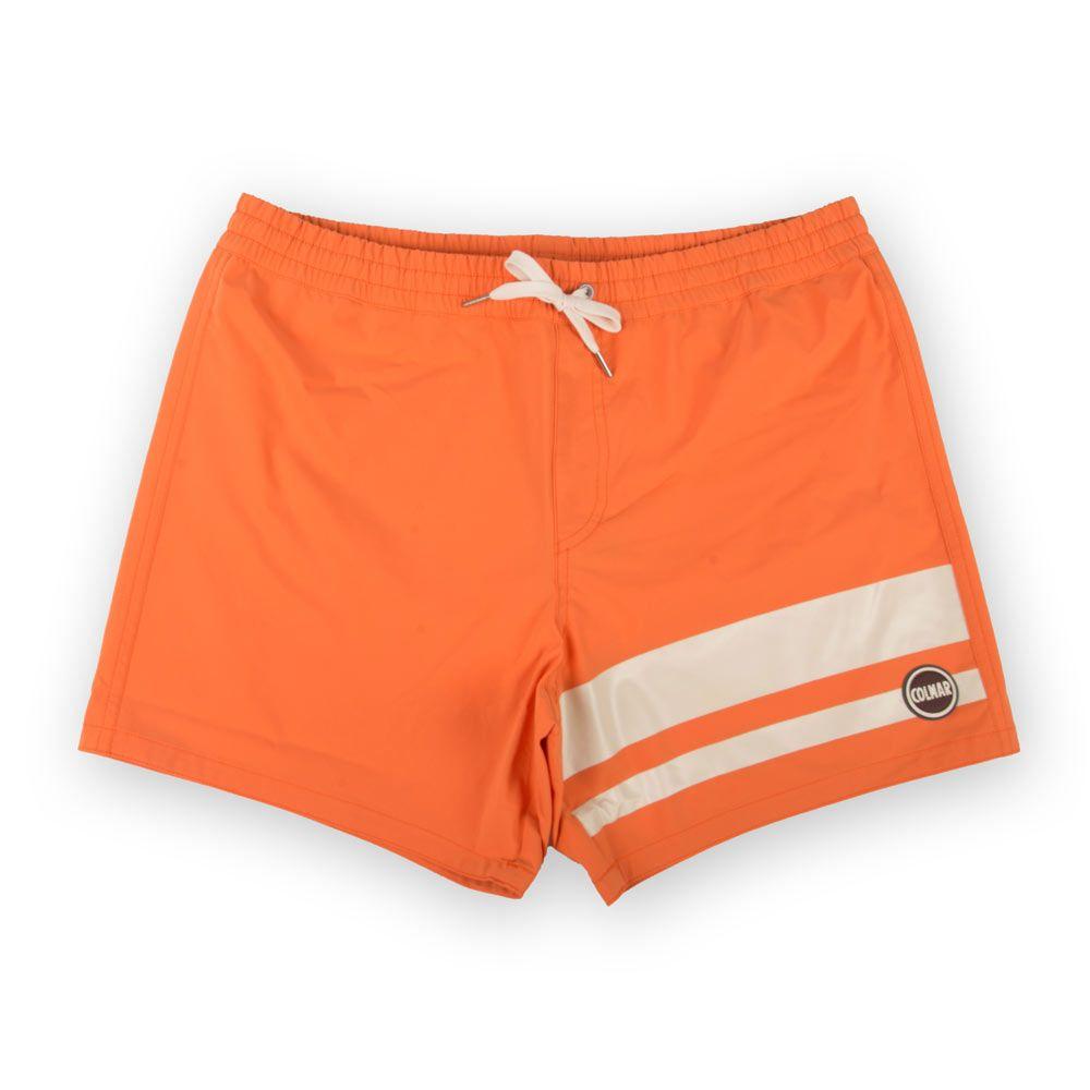 Poloshow short Colmar Orange 7264 1TR 1