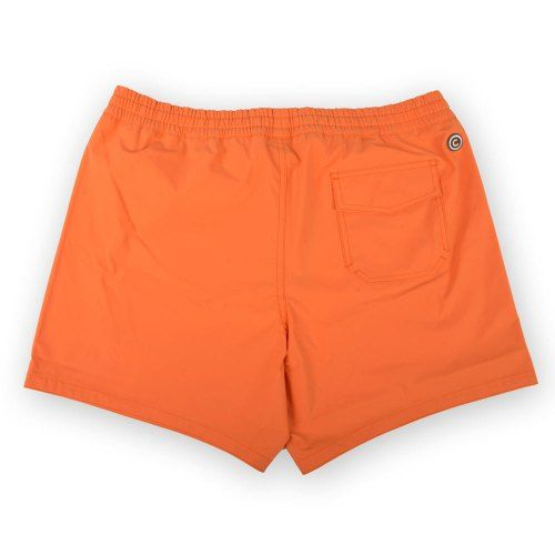 Poloshow short Colmar Orange 7264 1TR 2