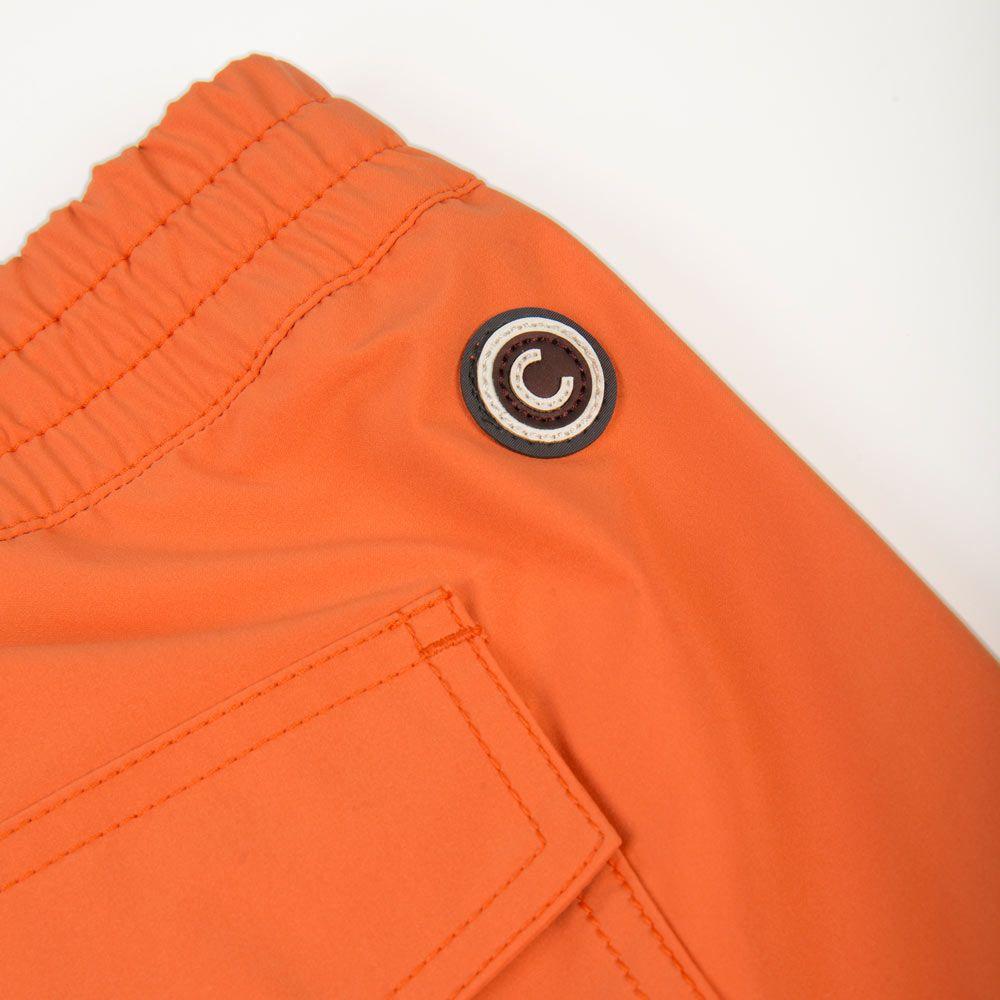 Poloshow short Colmar Orange 7264 1TR 5