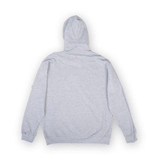 Poloshow Hoodie Grey Grey 2
