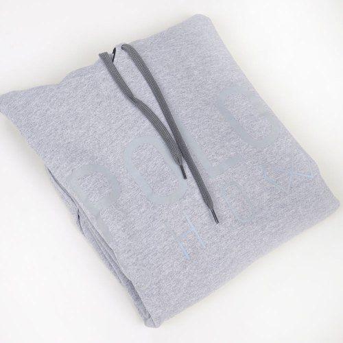 Poloshow Hoodie Grey Grey 7