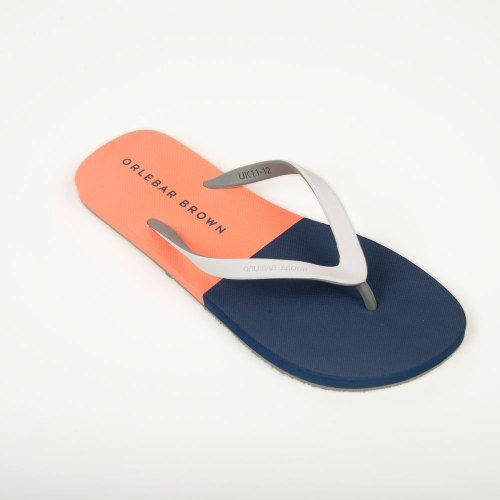 Poloshow Flipflops Orlebar Brown Blau Orange Haston 26941511 3