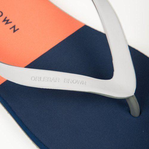 Poloshow Flipflops Orlebar Brown Blau Orange Haston 26941511 4