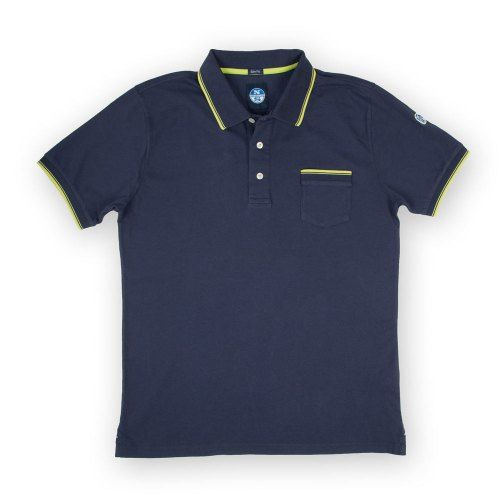 Poloshow polo North Sails  Dunkelblau 692164 000 0802 1