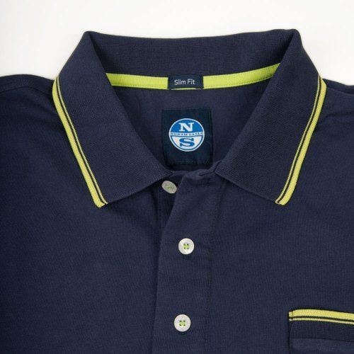 Poloshow polo North Sails  Dunkelblau 692164 000 0802 3