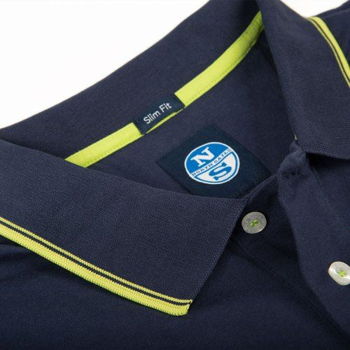 Poloshow polo North Sails  Dunkelblau 692164 000 0802 4