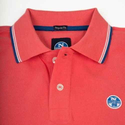 Poloshow polo North Sails Coral 69 2133 000 0160 3
