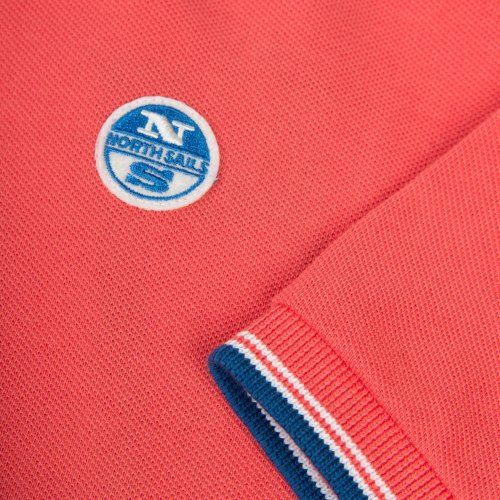 Poloshow polo North Sails Coral 69 2133 000 0160 5