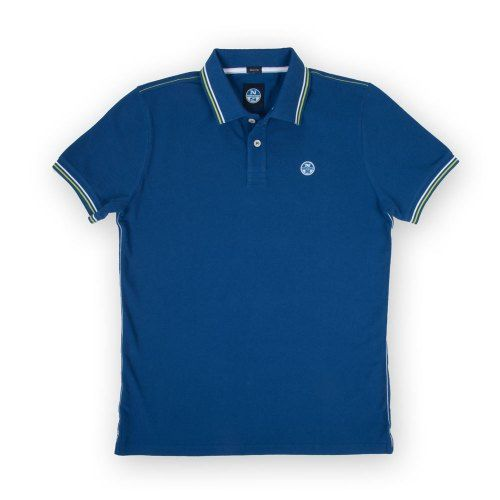 Poloshow polo North Sails Mittelblau 69 2138 000 0790 1
