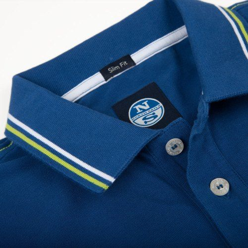 Poloshow polo North Sails Mittelblau 69 2138 000 0790 4