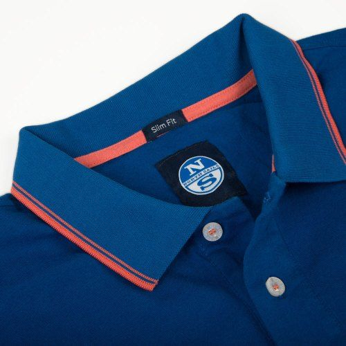 Poloshow polo North Sails Mittelblau 692164 000 0790 4