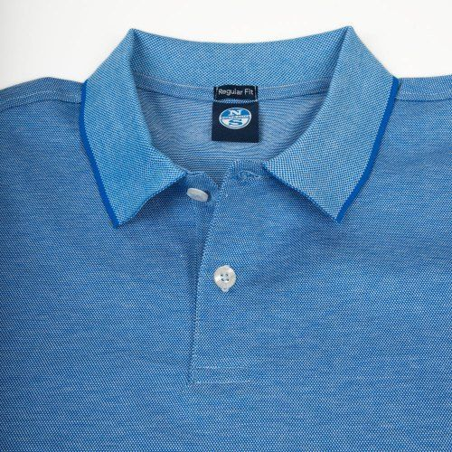 Poloshow polo North Sails Mittelblau 692203 000 C002 3