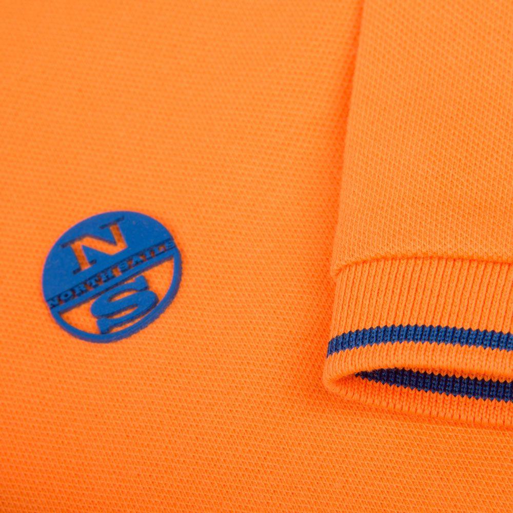 Poloshow polo North Sails Orange 692154 000 0555 5