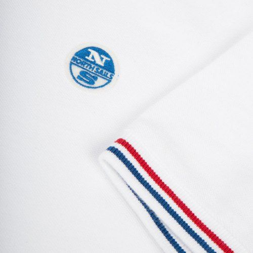 Poloshow polo North Sails Weiß 69 2138 000 0101 5