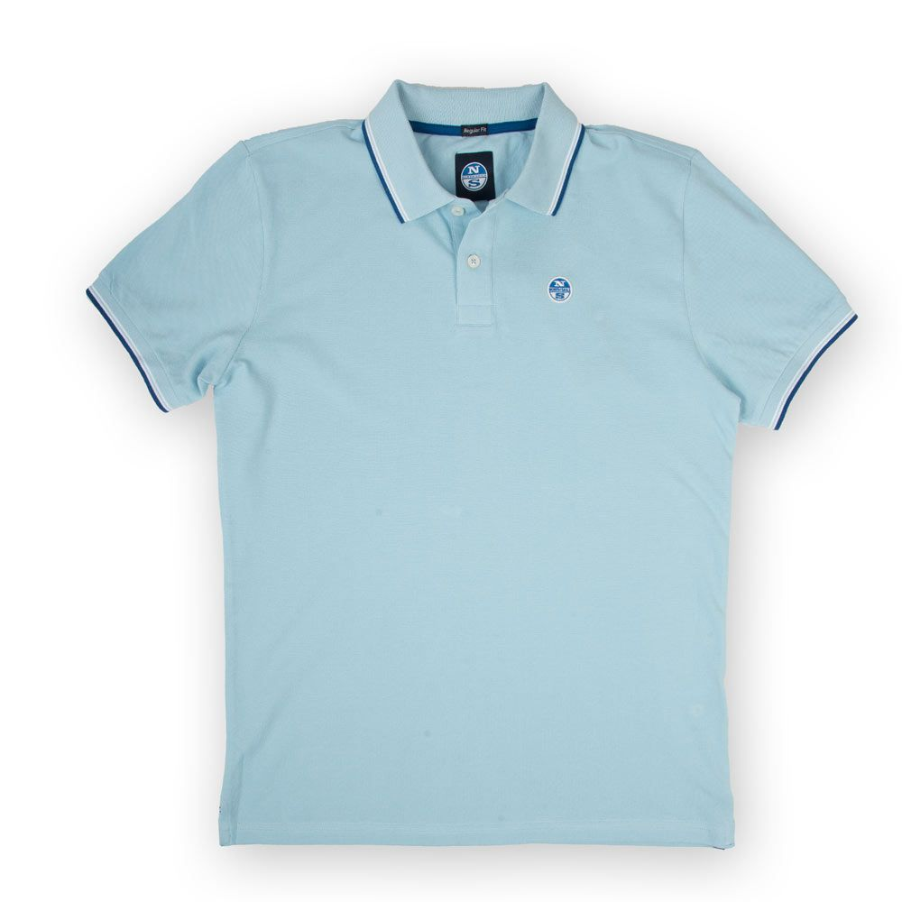 Poloshow polo North Sails hellblau 69 2133 000 0762 1