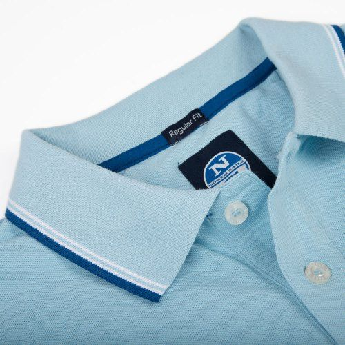 Poloshow polo North Sails hellblau 69 2133 000 0762 4